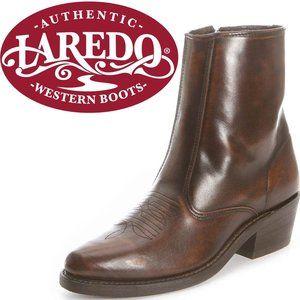 LAREDO Men's Long Haul Side Zip Boots  |  Size 10D